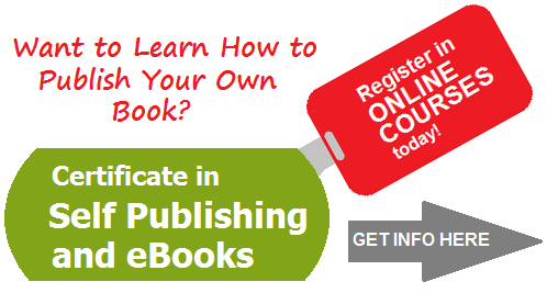 Self-publishing and eBooks publishing
